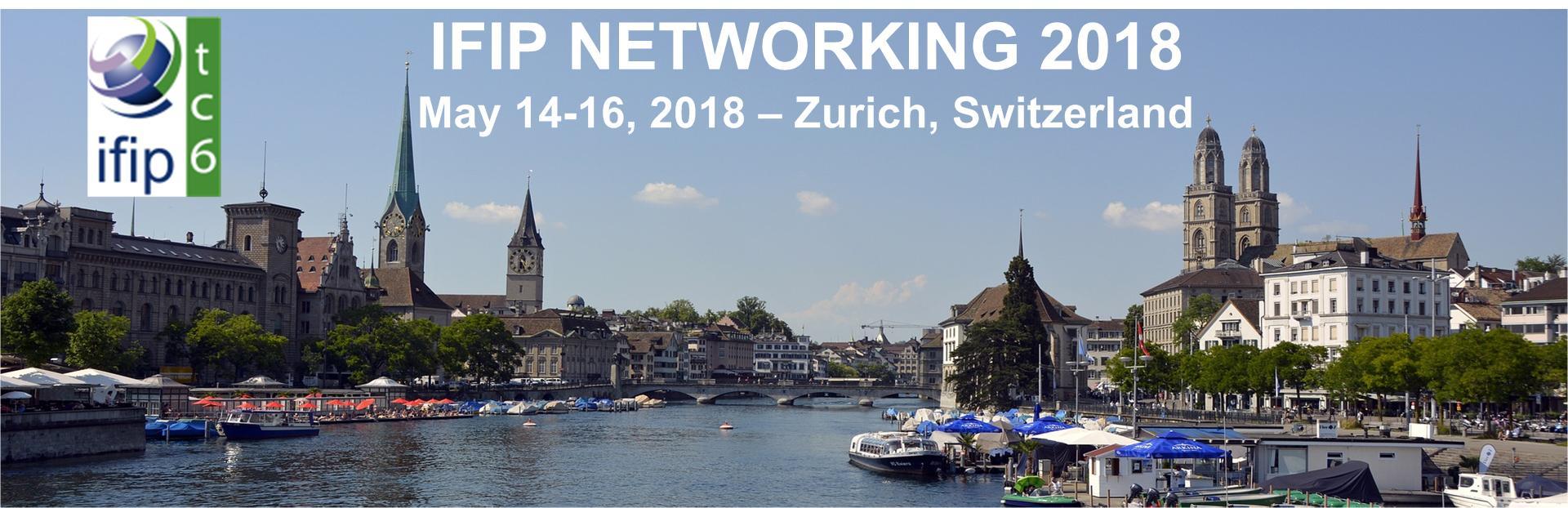 IFIP Networking 2018